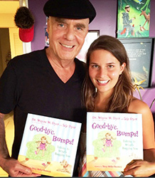 Wayne Dyer in his PBS Special I Can See Clearly Now