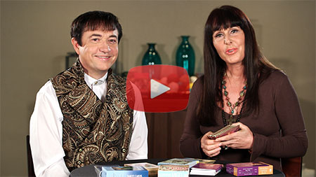 Video 1: Connect with Your Intuition Using Angel Tarot Cards